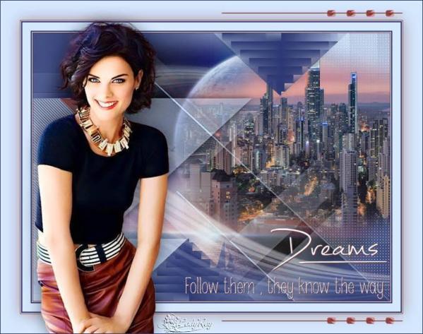 Dreams lady ray