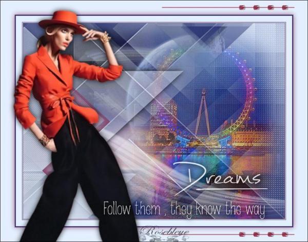Dreams renee t