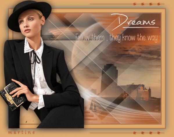 Martine dreams