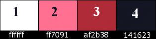 Palette 3 couleurs 1