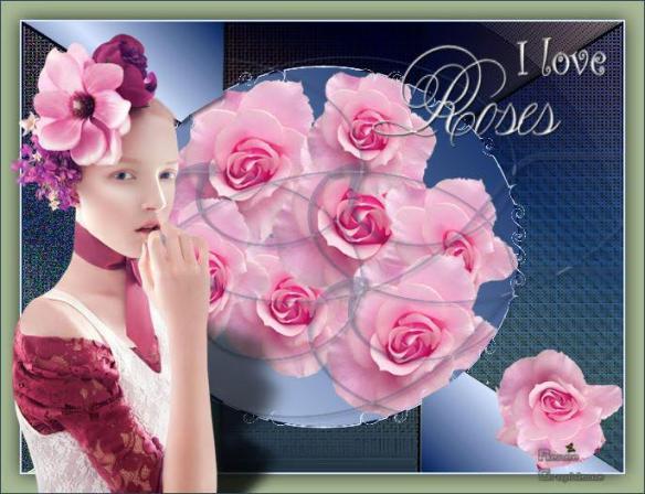 Renee i love roses
